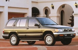 Nissan Pathfinder II (R50) SUV