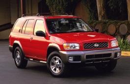 Nissan Pathfinder II Facelift (R50) SUV