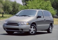 Nissan Quest wheels and tires specs icon