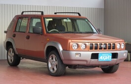 Nissan Rasheen Forza Closed Off-Road Vehicle