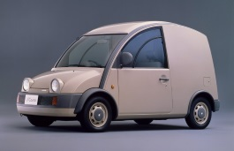 Nissan S-Cargo Box