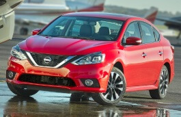 Nissan Sentra wheels and tires specs icon