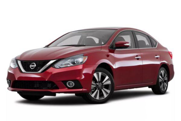 Nissan Sentra VII (B17) Facelift Saloon