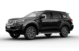 Nissan Terra wheels and tires specs icon