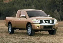 Nissan Titan wheels and tires specs icon