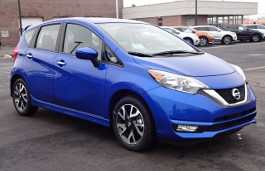Nissan Versa Note wheels and tires specs icon