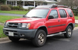 Nissan XTerra I (WD22) Closed Off-Road Vehicle