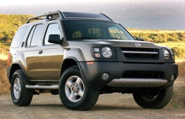 Nissan XTerra I Facelift (WD22) Closed Off-Road Vehicle