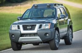 Nissan XTerra II Facelift (N50) Closed Off-Road Vehicle