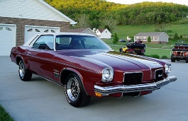 Oldsmobile Cutlass wheels and tires specs icon