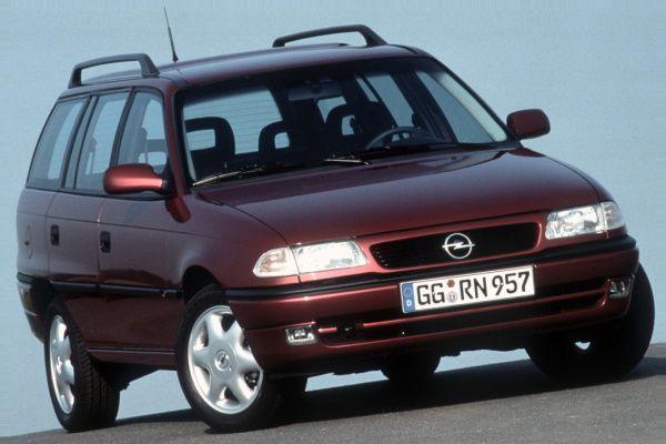 Opel Astra I F (T92) Estate