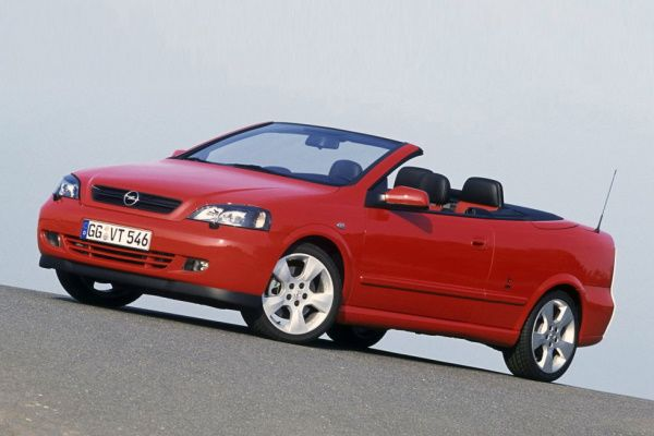 Opel Astra II G (T98) Convertible