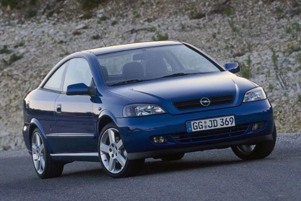 Opel Astra II G (T98) Coupe