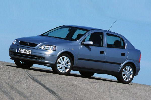 Opel Astra II G (T98) Hatchback