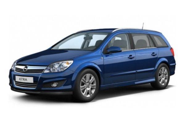 Opel Astra III H (A04) Facelift Estate