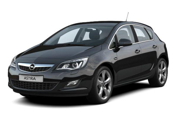 Opel Astra IV J (P10) Hatchback