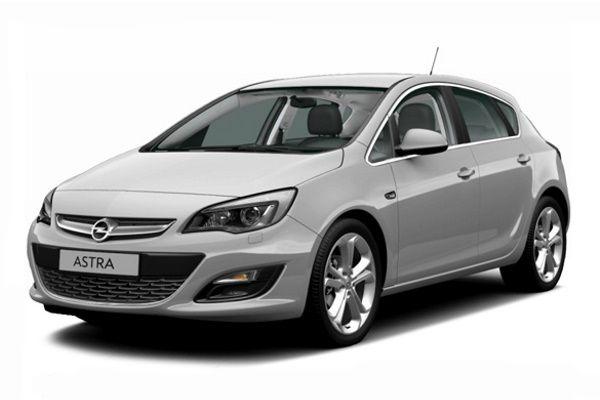 Opel Astra IV J (P10) Facelift Hatchback