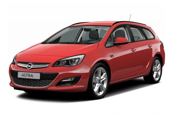 Opel Astra IV J (P10) Facelift Sports Tourer