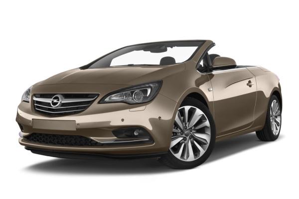 Opel Cabrio A Convertible