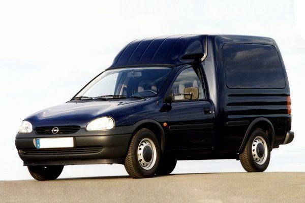 Opel Combo B Box