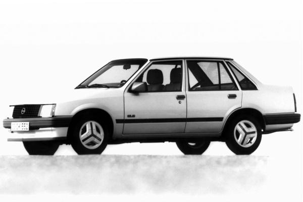 Opel Corsa A (S83) Saloon