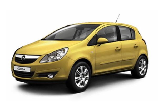 Opel Corsa D (S07) Hatchback
