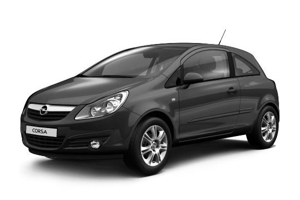 Opel Corsa D (S07) Restyling I Hatchback