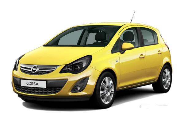Opel Corsa D (S07) Restyling II Hatchback