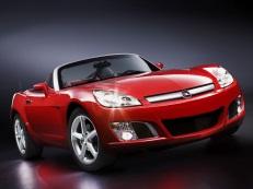 Opel GT I Roadster