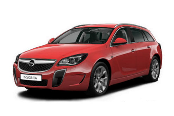 Opel Insignia OPC wheels and tires specs icon