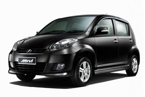 Perodua Myvi M300 Facelift Hatchback