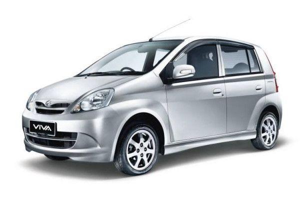 Perodua Viva L251 Hatchback