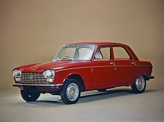 Peugeot 204 Mk1 Saloon
