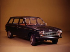 Peugeot 204 Mk1 Estate