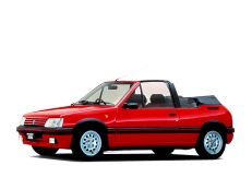 Peugeot 205 wheels and tires specs icon