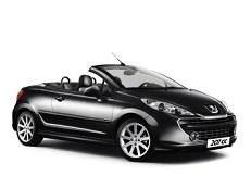 Peugeot 207 I (PF1) CC