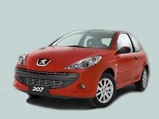 Peugeot 207 I (JM) Hatchback
