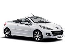 Peugeot 207 I (PF1) Facelift CC