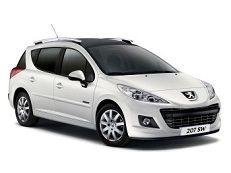 Peugeot 207 I (PF1) Facelift Estate