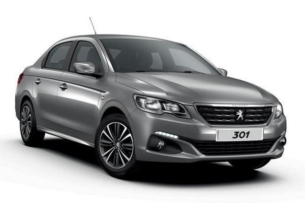 Peugeot 301 I Facelift Saloon