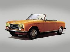 Peugeot 304 04M Convertible