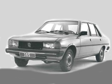 Peugeot 305 I Limousine