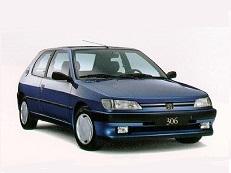 Peugeot 306 I Hatchback