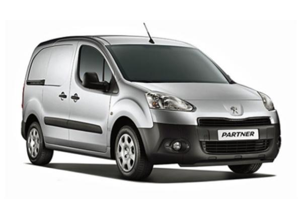 Peugeot Partner II (B9) Facelift MPV