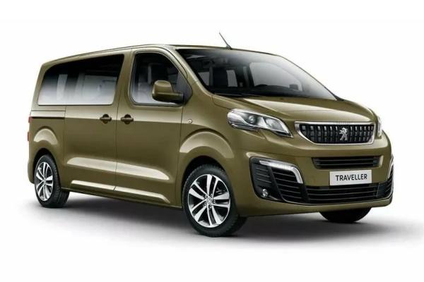 Peugeot Traveller Räder- und Reifenspezifikationensymbol
