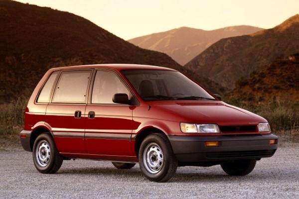 普利茅斯汽车 Colt Vista 輪轂和輪胎參數icon