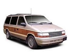 Plymouth Grand Voyager иконка