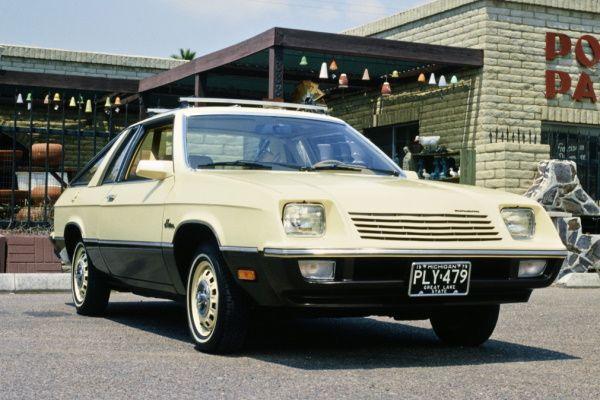 Plymouth Horizon L-body TC3