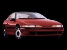 普利茅斯汽车 激光 輪轂和輪胎參數icon