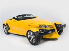 普利茅斯汽车 Prowler  輪轂和輪胎參數icon